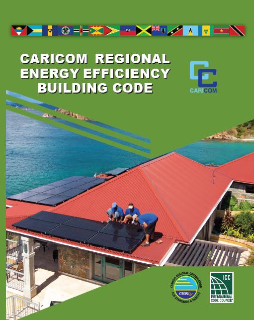 CARICOM Regional Energy Efficiency Building Code cover image